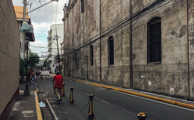 Путешествие по Филиппинам: Манила.